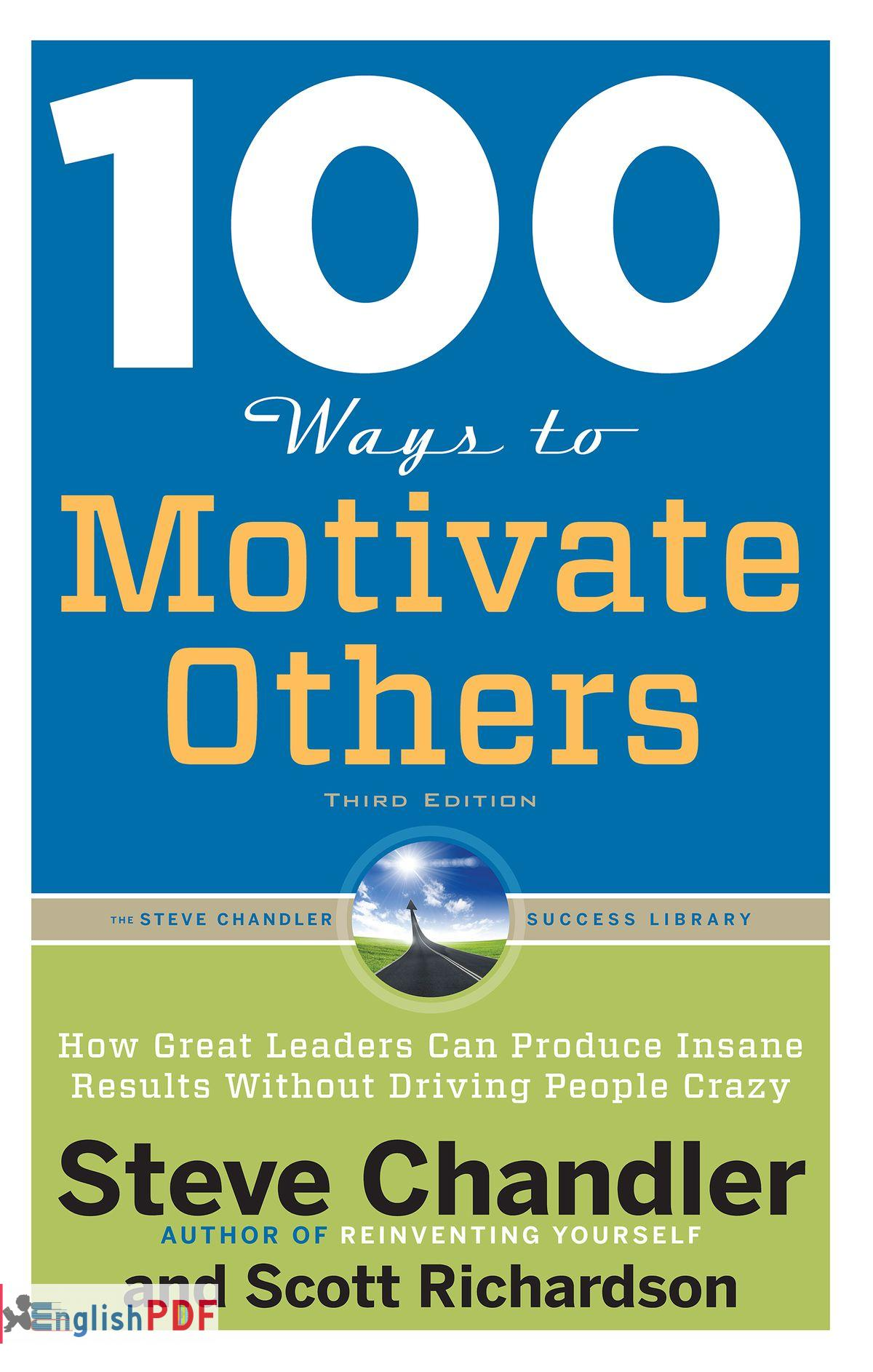 100 Ways To Motivate Others PDF Free Download